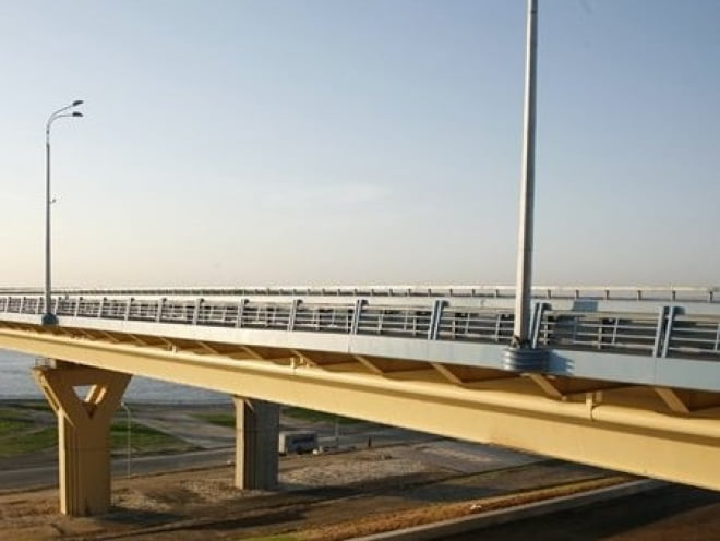 В Саранске скоро откроют мост на Невского