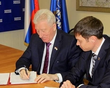 Единороссы Мордовии обязались вести честную борьбу в выборах