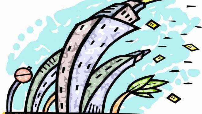 На Мордовию обрушатся сильный ветер и гроза