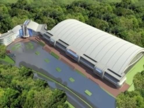 В конце мая в Саранске появится уникальная база для подготовки спортсменов
