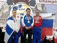 Александр Колбин завоевал в Болгарии «бронзу»