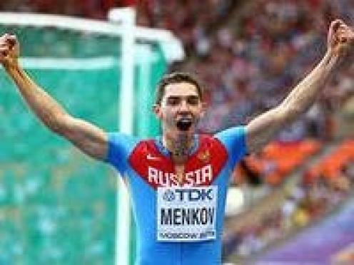 Мордовский легкоатлет Александр Меньков вновь отличился