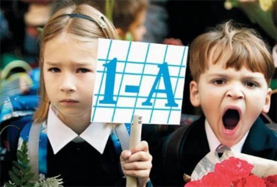 Сегодня в Мордовии в первый класс пойдет 8 тысяч детей