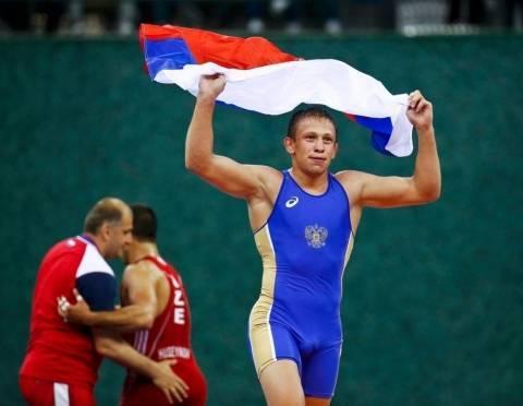 Мордовские борцы завоевали три золотых медали в Македонии
