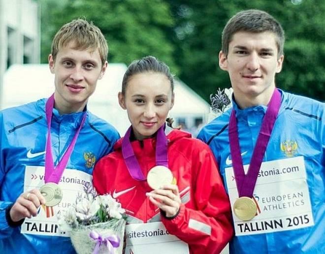 Юные мордовские скороходы «дошли» до «золота» в Таллине