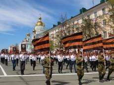 Марш «Бессмертного полка» в Саранске можно будет увидеть на расстоянии