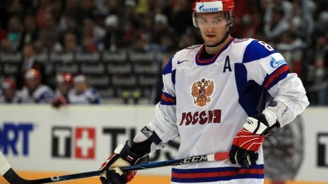 Александр Овечкин сделал подарок для юных хоккеистов из Мордовии