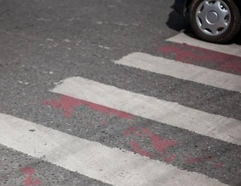 В Саранске молодой пешеход получил сотрясение на «зебре»