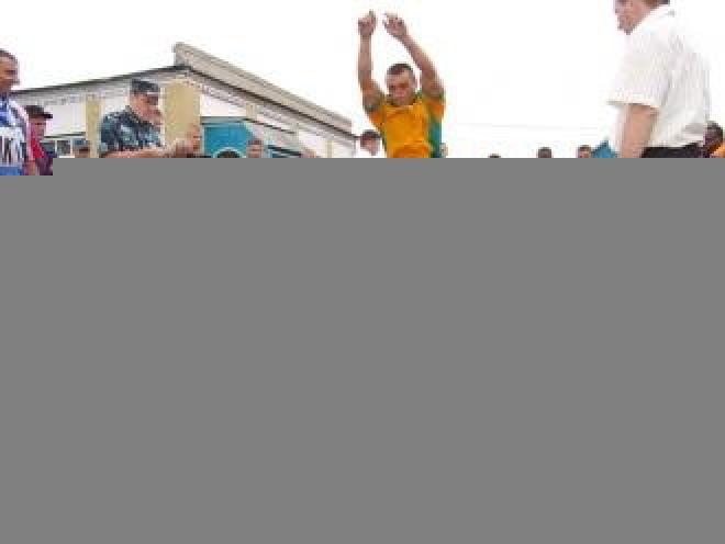 Заключенные Мордовии продемонстрировали свои достижения в спорте