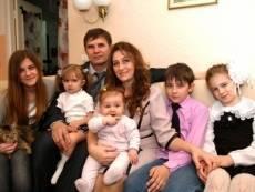 Многодетная мать из Мордовии может стать «Женщиной России»