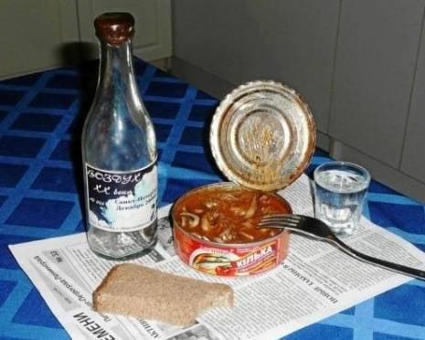 В Мордовии соседи украли у бизнесмена выпить и закусить