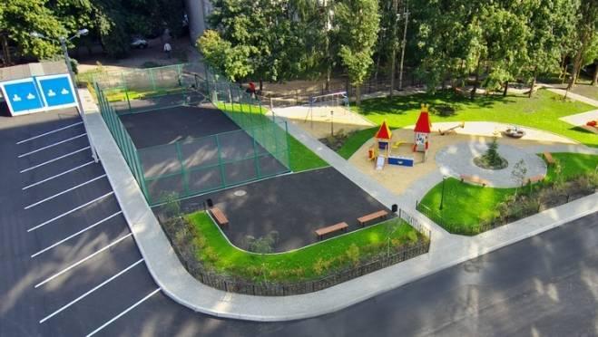 В 2018 году в Саранске станет больше парковок и благоустроенных дворов