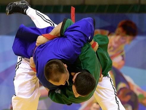 Мордовские борцы вышли победителями на соревнованиях в Казани и Рязани
