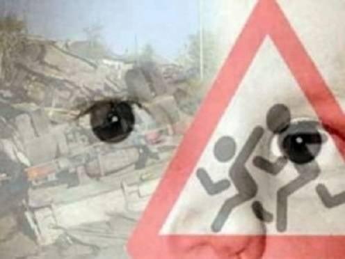 С начала года на дорогах Мордовии погибло 11 детей