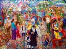 Жителям Саранска покажут современное искусство Израиля
