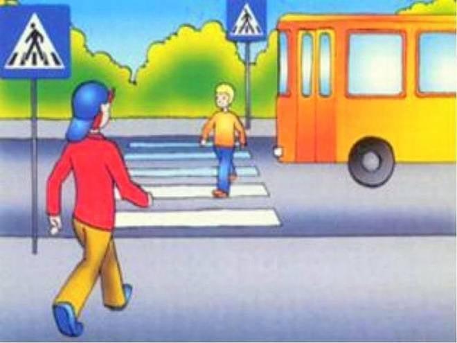 Некоторые дороги к городским школам небезопасны