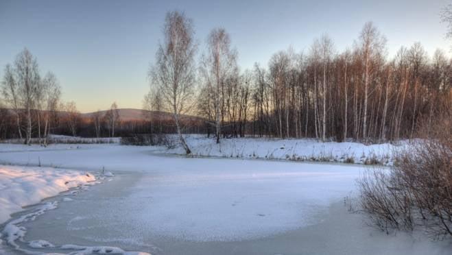 В Мордовии готовятся предотвращать происшествия на водоёмах зимой