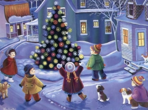 Жители Мордовии отпразднуют Новый год в 539 местах