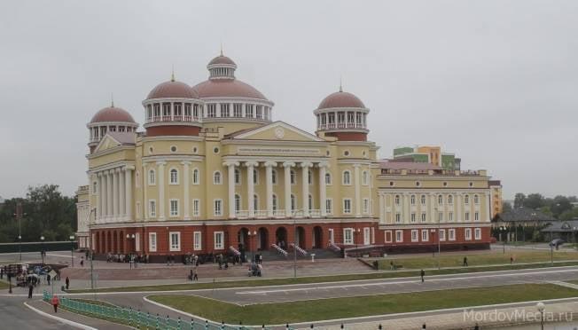 Торжественно открытый в Саранске музейно-архивный комплекс нуждается в капитальном ремонте