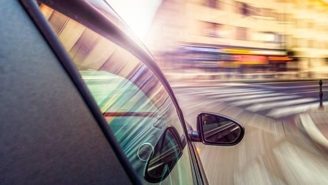 В Саранске притормозят любителей экстремального вождения