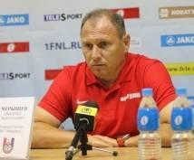 Дмитрий Черышев: «Я доволен ребятами»