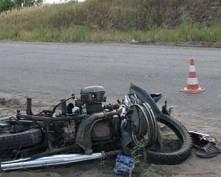 В Мордовии погиб 70-летний мотоциклист