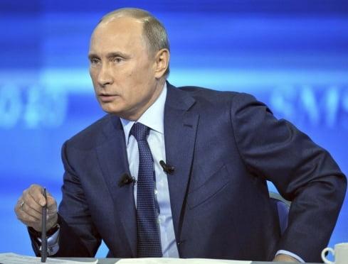 Владимир Путин проведёт большую пресс-конференцию 17 декабря