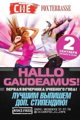 Hallo Gaudemus постер