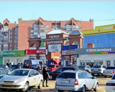 Мэр Саранска назвал торговые улицы города Шанхаем