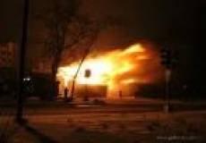 Житель Саранска погиб при пожаре