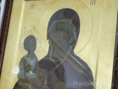 Жители Мордовии могут помолиться перед «Троеручицей» до 23 февраля