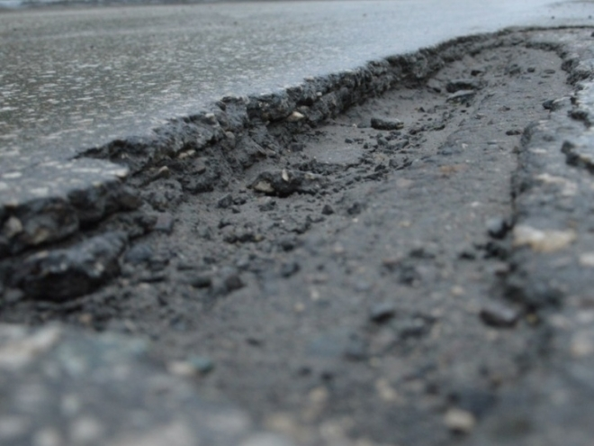 Жительница Мордовии пожаловалась на плохую дорогу советнику президента