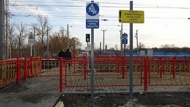 В Кадошкино построят современный переход через ж/д пути