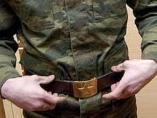 Солдат-контрактник из Мордовии задержан с наркотой
