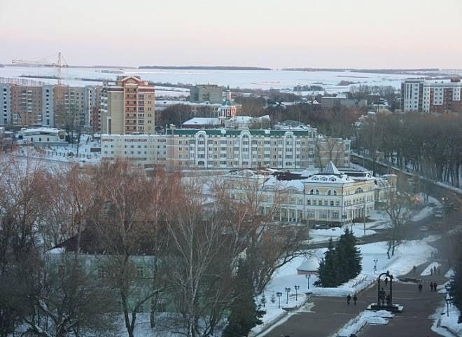 В феврале Саранск вернётся к будничному виду