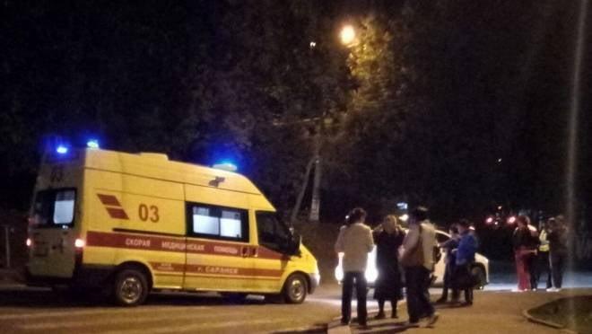 Пьяный водитель «Лексуса» сбил в Саранске ученицу 8 класса