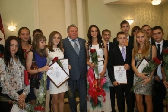 Лучшим спортсменам Мордовии вручены гранты главы РМ