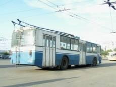 """Троллейбусы с Химмаша в центр Саранска """"стоят"""" второй день"""