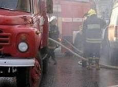 Тополиный пух стал причиной пожара  на складе Минобороны в Саранске