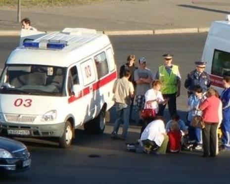 В Мордовии водитель, сдавая назад, переехал четырехлетнюю девочку