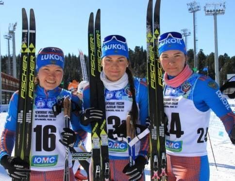 Лыжница из Мордовии — лучшая в марафоне на 30 км Чемпионата России