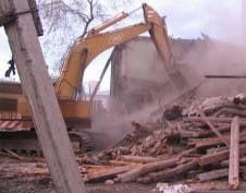 В Саранске активизируют работу по сносу несанкционированных построек