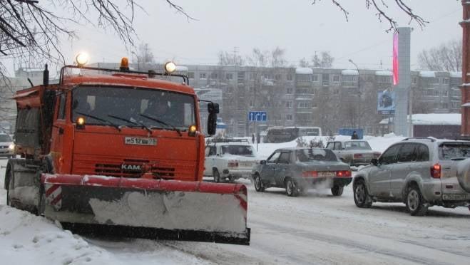 Мэрия: уборка дорог в Саранске выполняется в штатном режиме