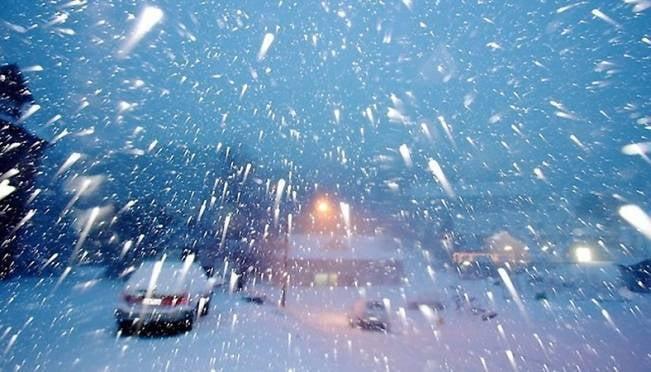 В Мордовии обещают снег и сильный ветер