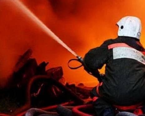 В Саранске при тушении пожара пришлось эвакуировать людей