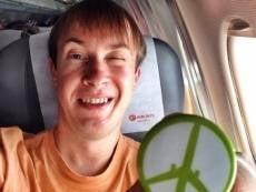 Туристам из Мордовии позволено делать селфи на борту самолета