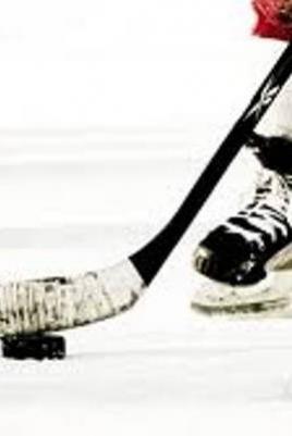 Чемпионат Российской хоккейной лиги постер