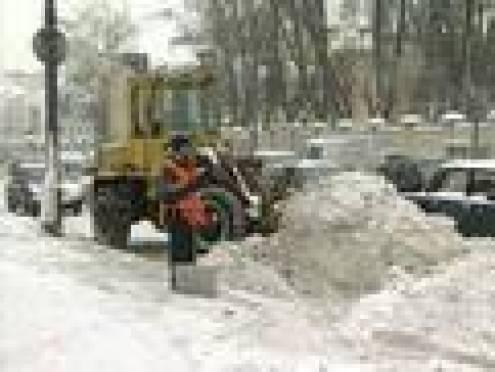 Юрий Филев: «В Саранске уборка заснеженных улиц тревоги не вызывает»