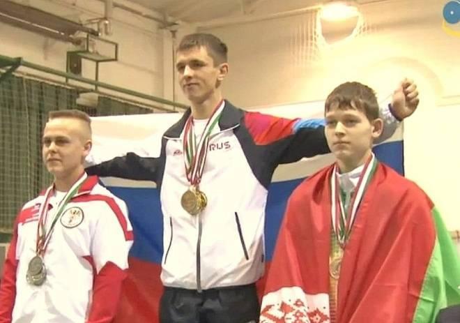 Пауэрлифтер из Мордовии — победитель первенства Европы