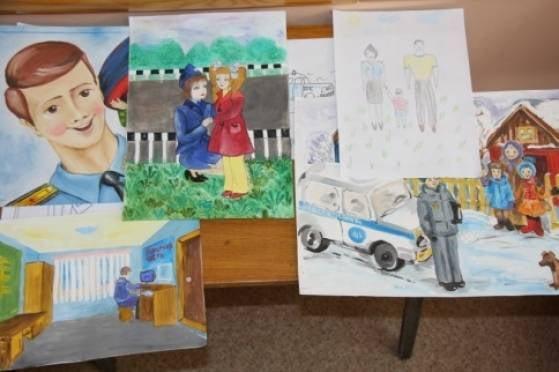 Дети Мордовии рисуют любовь и верность